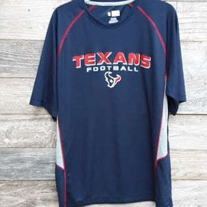 NFL Houston Texans Men's shirt size Extra large